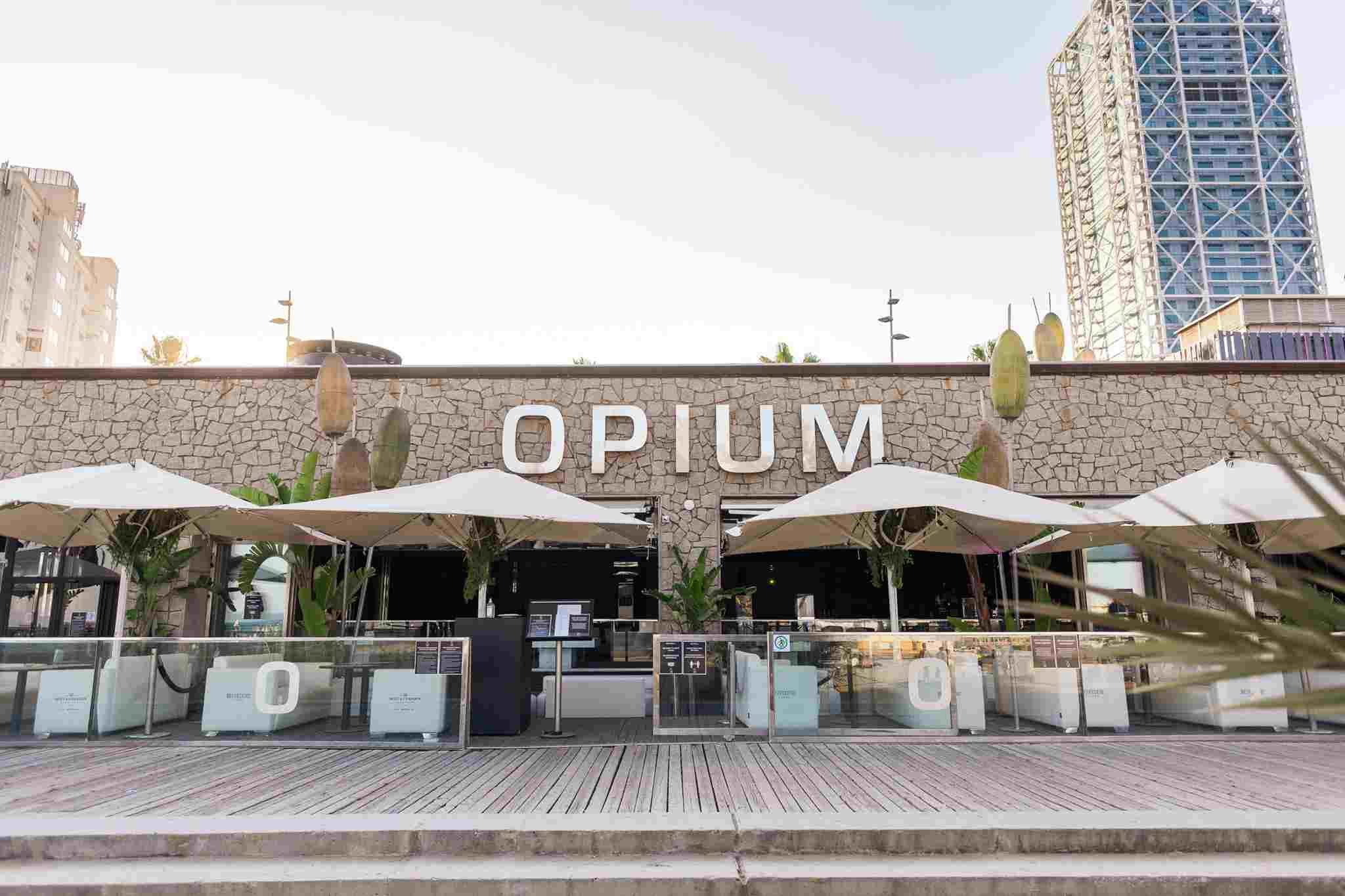 opium party miercoles